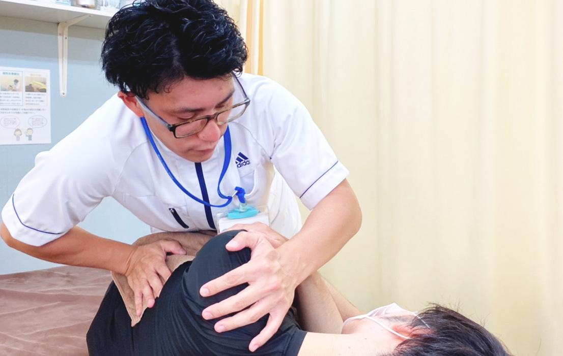 つばさ鍼灸整骨院のメインビジュアル