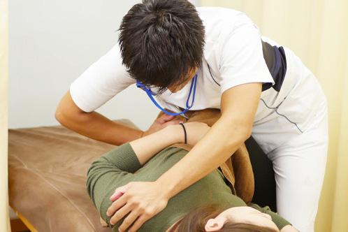 痛みと姿勢の同時改善